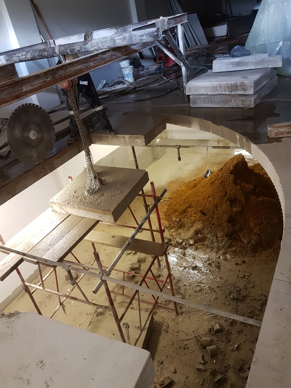 Slabs Cutting Project by Solvocore